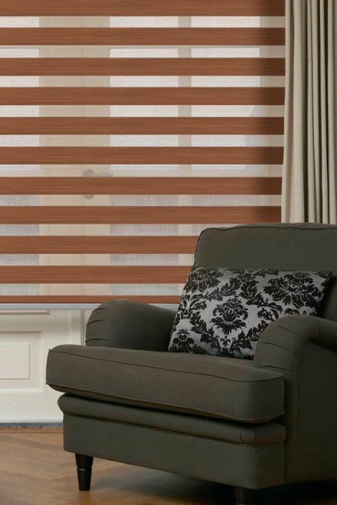zebra Blinds - ouro by blocblinds